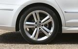 Volkswagen CC alloy wheels