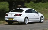 Volkswagen CC rear