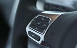 Volkwagen CC steering wheel controls