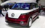 VW Bulli for 'heritage range'