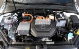 Volkswagen e-Golf electric motor