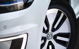 Volkswagen e-Golf alloy wheels