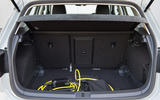 Volkswagen e-Golf boot space