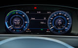 Volkswagen e-Golf Active Info Display