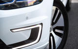 Volkswagen e-Golf LED day-running lights