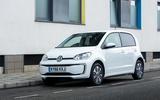 3.5 star Volkswagen e-Up