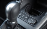 Volkswagen e-Up electric modes