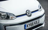Volkswagen e-Up front grille