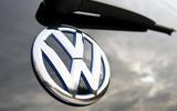 Volkswagen e-Up rear badging