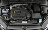 1.5-litre Volkswagen Golf TSI EVO engine