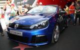 VW reveals Golf R Cabriolet