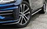 Volkswagen Golf alloy wheels