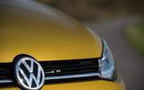Volkswagen Golf badging