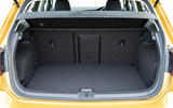 Volkswagen Golf boot space