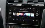 Volkswagen Golf DAB radio