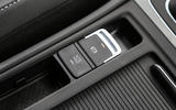 Volkswagen Golf electronic parking brake