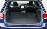 Volkswagen Golf extended boot space
