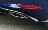 Volkswagen Golf exhaust trim