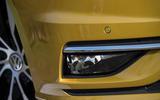 Volkswagen Golf foglights