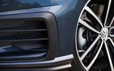 18in Volkswagen Golf GTD alloy wheels