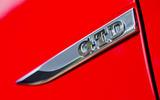 Volkswagen Golf GTD badging