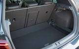 Volkswagen Golf GTD boot space