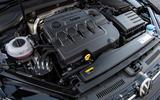 2.0-litre Volkswagen Golf GTD diesel engine