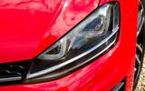 Volkswagen Golf GTD bi-xenon headlights
