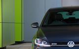 Volkswagen Golf GTD LED headlights