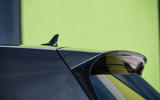 Volkswagen Golf GTD rear spoiler