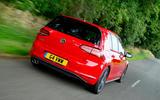Volkswagen Golf GTD rear