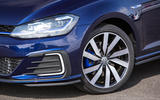 Volkswagen Golf GTE alloy wheels