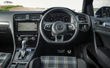 Volkswagen Golf GTE dashboard