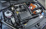 1.4-litre TSI Volkswagen Golf GTE engine