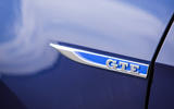 Volkswagen Golf GTE side badging