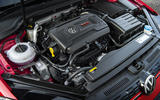 2.0-litre TSI Volkswagen Golf GTI engine