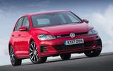 4 star Volkswagen Golf GTI
