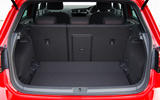 Volkswagen Golf GTI boot space
