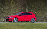 Volkswagen Golf GTI side profile