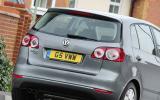 Volkswagen Golf Plus rear end