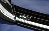 Volkswagen Golf R-Line badging