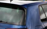 Volkswagen Golf rear spoiler