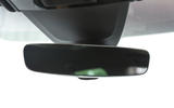 Volkswagen Golf rear view mirror