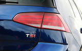 Volkswagen Golf TSI badging