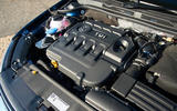 Volkswagen Jetta engine bay
