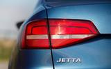 Volkswagen Jetta rear lights
