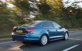 Volkswagen Jetta rear