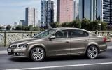 Paris motor show: new VW Passat