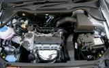 1.2-litre Volkswagen Polo engine