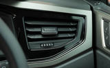 Volkswagen Polo air vents